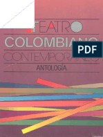 huge selection of c280b f9cc0 Antologia Teatro Latinoamericano I