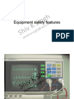 3 Equipment Safety Features Diathermy