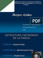 Herpes Simplex (Monica Cruz)