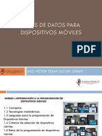 Bases Ded at Osmo Viles