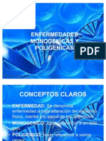 51226068 Enfermedades Monogenicas y Poligenicas