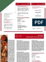 Brochure Master 2013