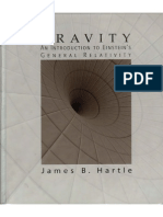 "Hartle, ""Gravity"""