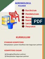 MAKROMOLEKUL (POLIMER)