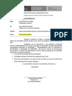 Informe Mensual Mes Setiembre 012