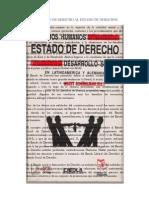 b 5del Estado de Derecho Al Estado de Derechos.