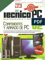 02 User Técnico PC Nº 02 Componentes y armado de pc