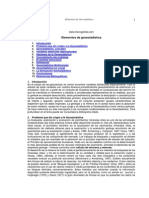 Elementos de geoestadística, Jose Quintin