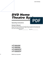 SONY STR-K5900P User Guide