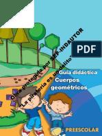 Kit Cuerpos Geometricos Preescolar