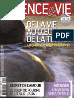 Science & Vie N°1151 - Août 2013