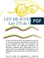 3525551 Ley de Juventud