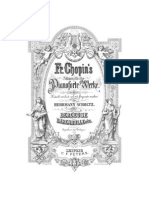 Chopin Berceuse Barcarolle Etc Op57