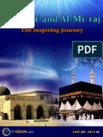 Al Israa and Al Miraj the Inspiring Journey