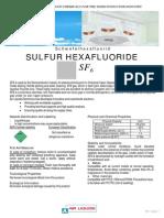 SF6 gas details