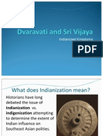 Dvaravati and Sri Vijaya