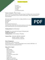 Trading Plan - REV 3 - 4th April 2013
