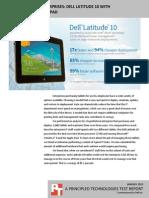 Tablets in large enterprises