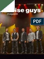 Wise Guys Magazine 2013