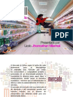 Tipos de Mercado - Jhonnathan Villarreal