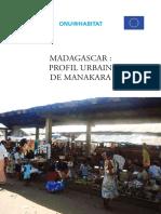 Manakara Urban Profile - Madagascar