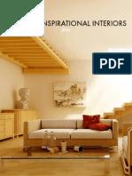 Book of Inspirational Interiors Demo
