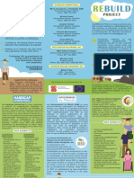 REBUILD Project Leaflet
