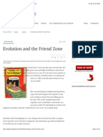 Tenmagnet - Evolution and the Friend Zone