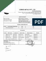 Corros Metals Pvt- Khanapur