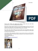 50 Ayat Iklan Promosi Cun
