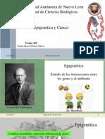 Epigenética y cáncer