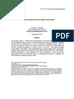 Emotional Prosperity and the Stiglitz Commission • Oswald 2010Dec