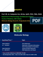 Gen and Genom 2012