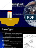 Sm2 Lec 8 Stability of Slopes.