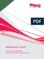 MiWarranty Cover