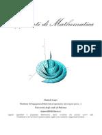 Appunti Di Mathematica