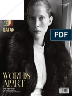 My Works in T Qatar - The New York Times Style Magazine - Jan/Feb 2014 Issue