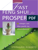 Fast Feng Shui for Prosperity 8 Steps on the Path to Abundance-Mantesh