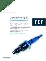 Dcf Automotive Update q2 2011