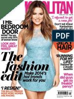 Cosmopolitan UK 2014-02