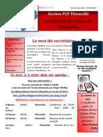 2014.02 - 17 - Le Journal Des Cocos de Thionville