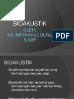 BIOAKUSTIK, PPT