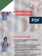 Curs 1 - Consultul Prenatal