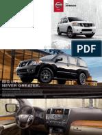 Nissan 2013 Armada Brochure 986