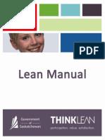 Lean Manual