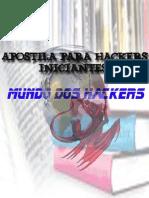 Apostila Para Hackers Iniciantes - Mundo Dos Hackers (PT) __ de Www.mundodoshackers.x-br.Com (2007)