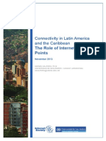 LAC IXP Report 2013 English (Updated 2014)