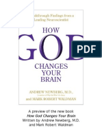 How God changes Your Brain by Andrew Newberg MD and Mark Robert Waldman Sneak PreviewHow God C