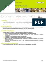 Bioforce Fiche Descriptive GFiAfrique2011