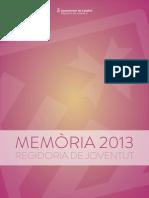 Memòria Regidoria Joventut 2013.pdf